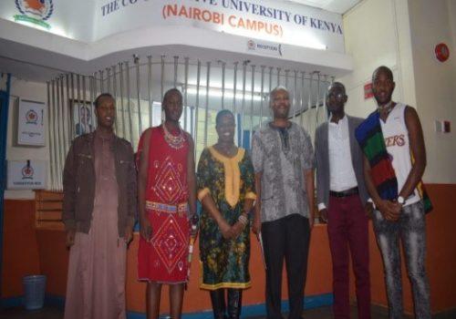 Nairobi CBD Campus Cultural Week