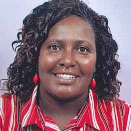 Dr. Lucy Maina