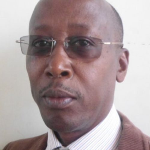 Mr. Kenneth Mwangi