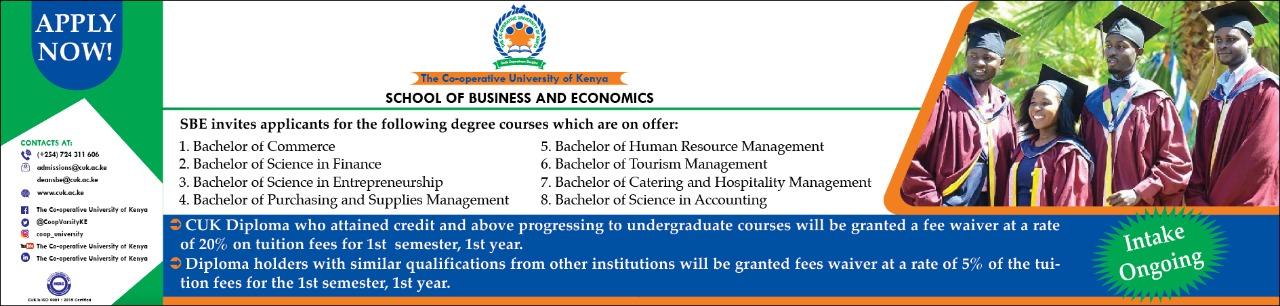 best university in kenya | Cooperative university of kenya