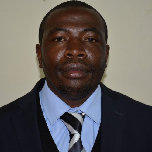 Dr. Charles K. Wambu, PhD