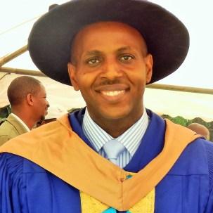 Prof. J Kihoro (Dean)